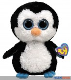 "Glubschi's/Beanie Boo's - Pinguin ""Waddles"" - 24 cm"