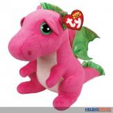 """Glubschi's/Beanie Boo's - Drache """"Darla"""" pink XL - 42 cm"""