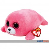 "Glubschi's/Beanie Boo's - Robbe ""Pierre"" pink - 24 cm"