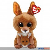 "Beanie Boo's - Känguru ""Kipper"" - 24 cm"