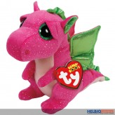 "Glubschi's/Beanie Boo's - Drache ""Darla"" pink - 15 cm"