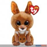 "Glubschi's/Beanie Boo's - Känguru ""Kipper"" - 15 cm"