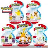 """Figuren-Sortiment """"Pokemon Battle Figure Pack"""" Wave 8 sort."""