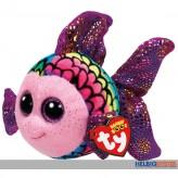 "Glubschi's/Beanie Boo's - Fisch ""Flippy"" multicolor - 15 cm"