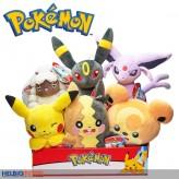 "Plüsch-Figuren-Sortiment ""Pokemon Wave 8"" 20 cm - sort."