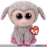 """Glubschi's/Beanie Boo's - Lamm """"Dixie"""" pink/grau - 24 cm"""