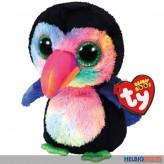 "Glubschi's/Beanie Boo's - Tukan ""Beaks"" - 24 cm"