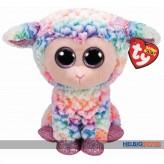 "Beanie Boo's - Lamm multicolor ""Daffodil"" limitiert - 24 cm"