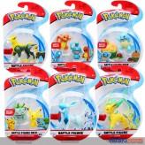 """Figuren-Sortiment """"Pokemon Battle Figure Pack"""" Wave 9 sort."""