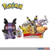 "Plüsch-Figuren-Sortiment ""Pokemon Wave 9"" 20 cm - 6-sort."
