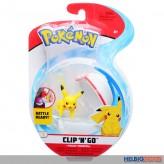 "Figuren- & Ball-Set ""Pokemon Clip 'n' Go - Wave 9"" sort."