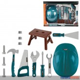 "Kinder-Werkzeug-Set ""Power Tools Playset"" 15-tlg."