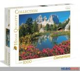 "Puzzle ""Landscape - Passo Pordoi/Sassolungo"" - 1000 Teile"