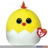 """Squish-a-boos - Plüsch-Kissen Küken """"Chick Popper"""" 20 cm"""
