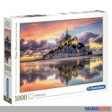 """Puzzle """"Mont-Saint Michel - Normandie"""" - 1000 Teile"""