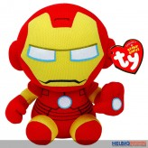 "Original Beanies - Marvel-Figur ""Iron Man - Comic"" - 15 cm"