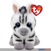 """Beanie Babies - Zebra """"Stripes"""" 15 cm"""
