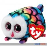 """Teeny Tys - Eule """"Hootie"""" multicolor- 10 cm"""