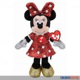 "Plüschfigur Disney ""Minnie Mouse"" m. Sound - 15 cm"