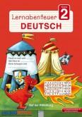 """Lernabenteuer Deutsch Klasse 2 """"Auf der Ritterburg"""""""