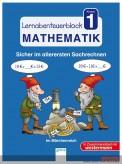 Lernabenteuer-Block Mathe Kl.1: Sicher im ersten Sachrechnen