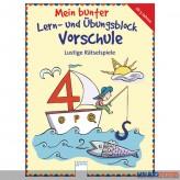 "Lernblock ""Mein bunter Lern- & Übungsblock"" Vorschule"