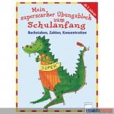 """Lernblock """"Mein superstarker Übungsblock zum Schulanfang"""""""