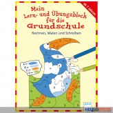 """Mein Lern- und Übungsblock """"Grundschule"""""""