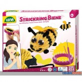 "Strickring ""Biene"""