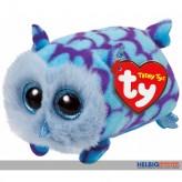 "Teeny Tys - Eule ""Mimi"" blau 10 cm"