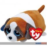 "Teeny Tys - Hund ""Gipsy"" braun-weiss 10 cm"