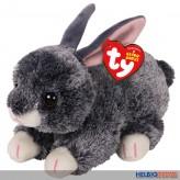 "Beanie Babies - Hase ""Smokey"" grau - 15 cm"