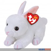 "Beanie Babies - Hase ""Cotton"" weiss - 15 cm"