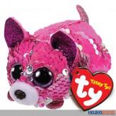 """Teeny Tys Flippables - Hund Chihuahua """"Yappy"""" 10 cm"""