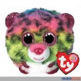 """Plüsch-Ball """"Ty Puffies - Leopard Dotty"""" - Ø 10 cm"""