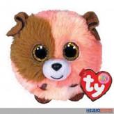 """Plüsch-Ball """"Ty Puffies - Hamster Mandarin"""" - Ø 10 cm"""