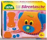 Bastel-Set - Bärentasche/Filztasche