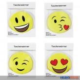 """Handwärmer / Taschenwärmer """"Smile"""" 4-sort."""