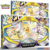 Pokemon - Pkm Box: Pikachu-GX & Evoli-GX Kollektion (DE)