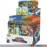 "Pokemon - S&M S.6 ""Grauen d. Lichtfinsternis"" Themendeck DE"