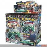 "Pokemon - S&M S.07 ""Sturm am Firmament"" - Booster (DE)"
