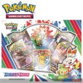 Pokémon - Box: Figuren-Kollektion Schwert & Schild (DE)