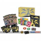 "Pokemon - S&M S6 Grauen d. Lichtfinsternis ""Top-Trainer Box"""