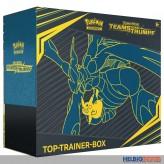 """Pokemon - Top-Trainer-Box """"Teams sind Trumpf - S&M"""" (DE)"""