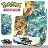 "Pokemon - S&M S.12 ""Welten im Wandel"" Themendeck DE"