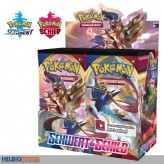 "Pokémon - Schwert & Schild ""Sword & Shield"" Booster (DE)"