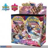 """Pokémon - Schwert & Schild S.1 """"Sword & Shield"""" Booster (DE)"""
