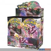 """Pokémon - Schwert & Schild """"Clash der Rebellen"""" Booster (DE)"""