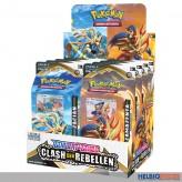 """Pokémon - Schwert & Schild S.2 """"Clash d. Rebellen""""Themendeck"""