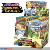 """Pokémon - Schwert & Schild """"Flammende Finsternis"""" Themendeck"""